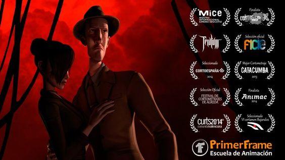 """Hoy comenzamos con suspense. Aquí traigo este fenomenal corto de animación en 3-D, de producción nacional además que he """"trincado"""" del blog dedicado expresamente a vídeos de animación """"Ephenic"""". Un..."""
