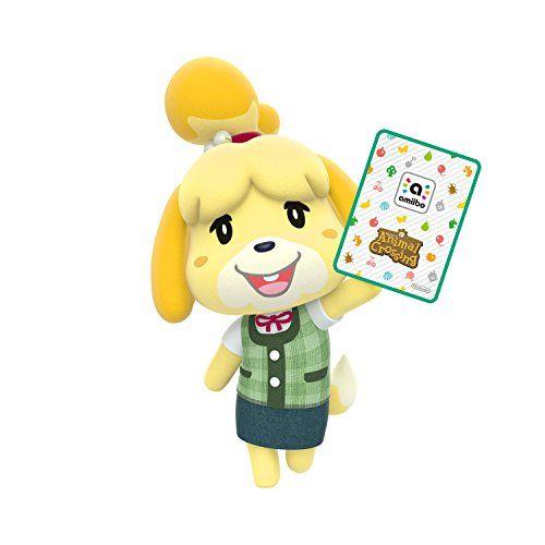 Animal Crossing Amiibo Cards 6-Pack Series 1