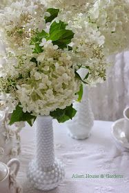 Aiken House & Gardens: Late Summer Bouquets