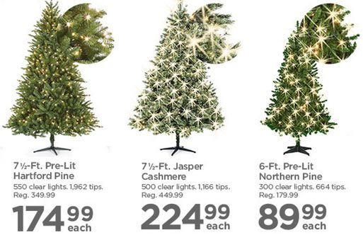 michaels christmas trees - Google Search