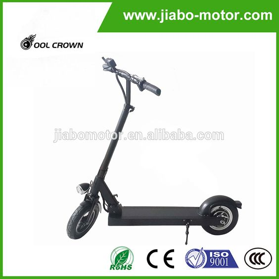 Check out this product on Alibaba.com APP JB-10inch folding 2 wheel electric standing scooter with brushless motor