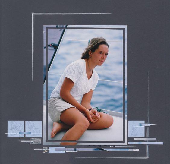 Maintenant que Fran�oise a achet� les livres de SF , elle se lance dans des compositions qui sont tr�s belles...