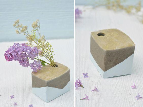 Mit-Beton-basteln-Vase-Blumenvase-deko-diy-blog