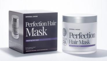 Маска Совершенство для волос, 400мл, Natura Siberica