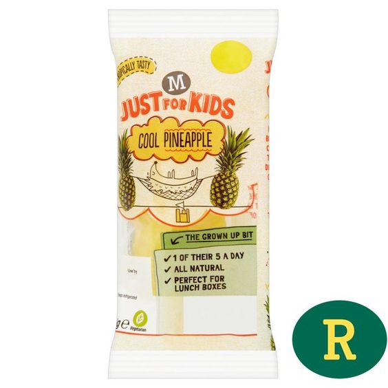 Morrisons Just For Kids Cool Pineapple