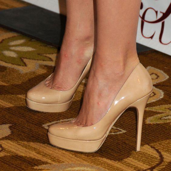 Julianne Hough's High Heels ...XoXo