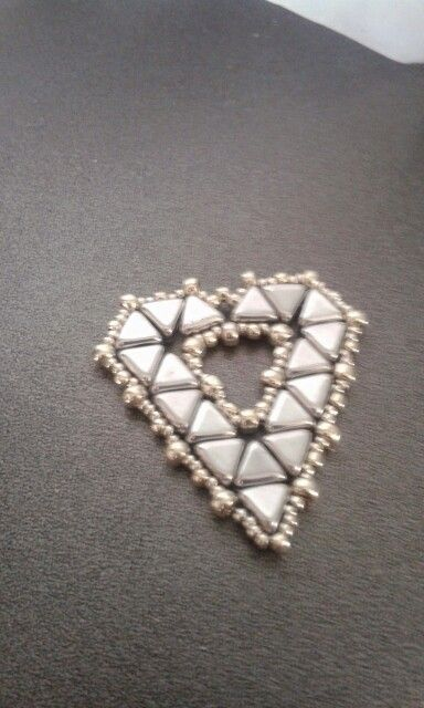 Pendentif coeur de puca en kheops