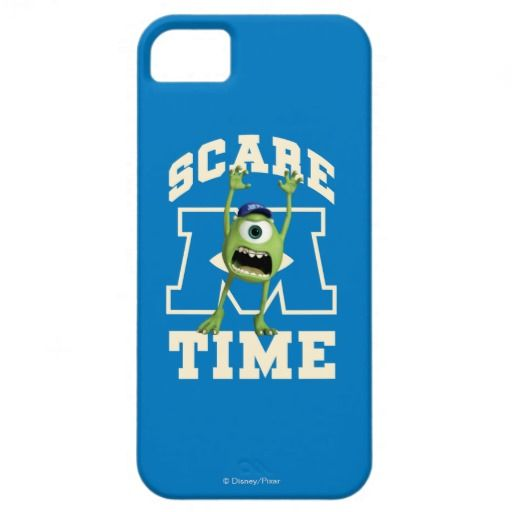 Mike Scare Time iPhone 5 Case