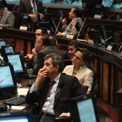 Ecuador   Reformas al Código de Trabajo y a Ley de Seguridad Social son temas pendientes para la futura Asamblea.