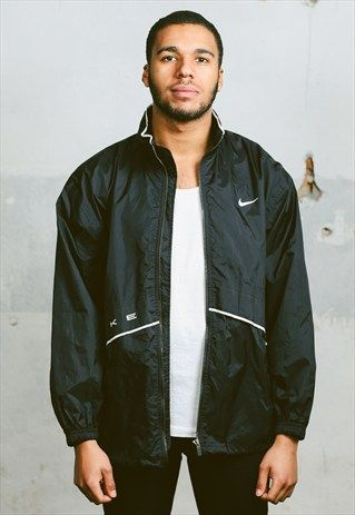 Vintage 90s NIKE Rain jacket, 32 £ available at ASOS.MP/NORTHERNGRIP #asosmarketplace Northern Grip