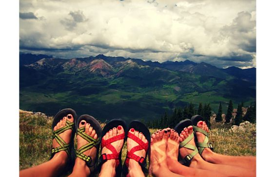 Can't wait for summertime and a sick Chaco tan. Love 'em.