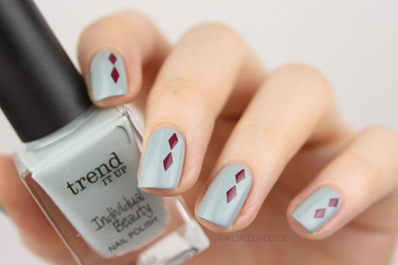 [nails reloaded meets aufgepinselt] Geometrie