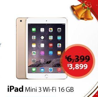 Campanadas Walmart iPad Mini 3