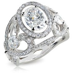 Faberge Zhivago ring