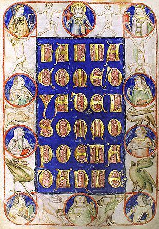 Göttliche Komödie – Wikipedia