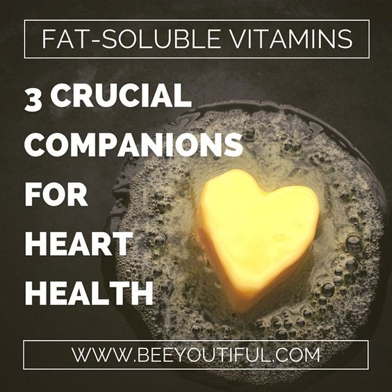 3 Crucial Companions for #HeartHealth #linkinprofile #fatsolublevitamins #takeittoheart #butter #grassfed #Kerrygold