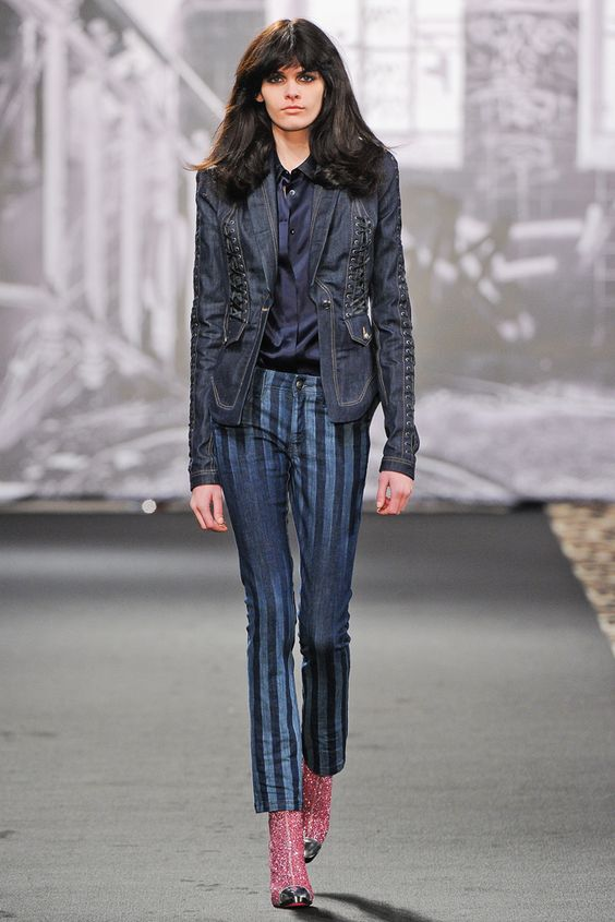 Just Cavalli Fall 2012 Ready-to-Wear - Collection - Gallery - Style.com