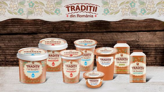 Traditions from Romania on Packaging of the World - Creative Package Design Gallery