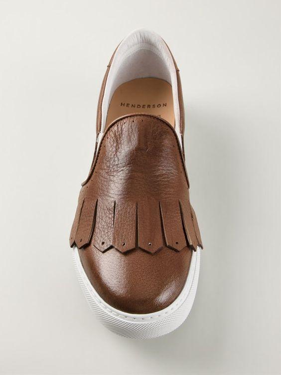 #hendersonfusion #shoes #slipon #trainers #sneakers #womensfashion #tasselshoes www.jofre.eu