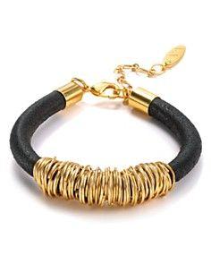ADA Agata Leather Bracelet_#bloomingdales #leather bracelet #jewelry