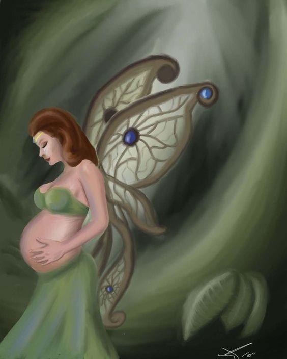 Pregnant Faries 43