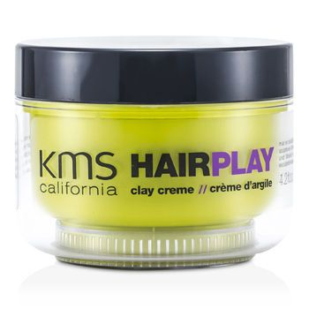 KMS California Hair Play Hair Play Clay Creme (Matte Sculpting & Texture)