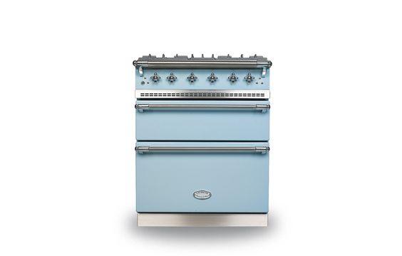 met 2 ovens waar boven elkaar! zalm-proof Lacanche Rully 70 Mini Range Cookers | Rangecookers.co.uk