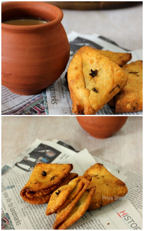 Methi Mathri - a perfect tea time snack! #recipe #snack