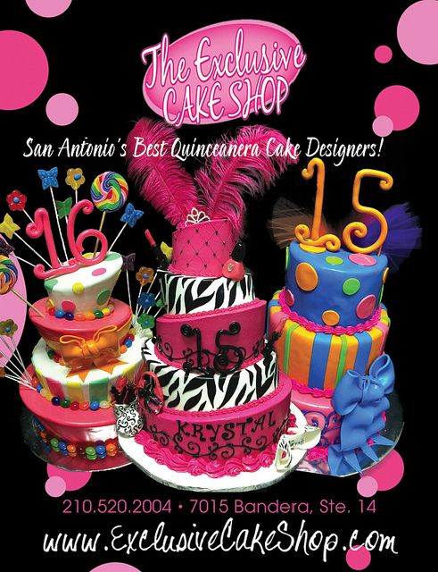 quince ad by Exclusive Cake Shop, via Flickr