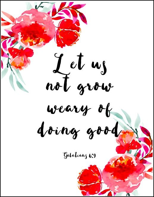 Free Printables: Access to an ever-growing resource library, that includes these beautiful scripture printables, plus other printables to inspire you, help you organize your life, and more. Click…