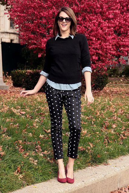 Affordable Polka Dot Outfits