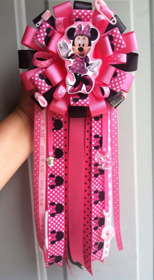 Minnie Mouse Theme by ModernMumsCollection on Etsy