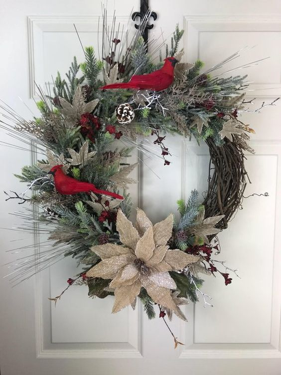 Front Door Wreath Wreath