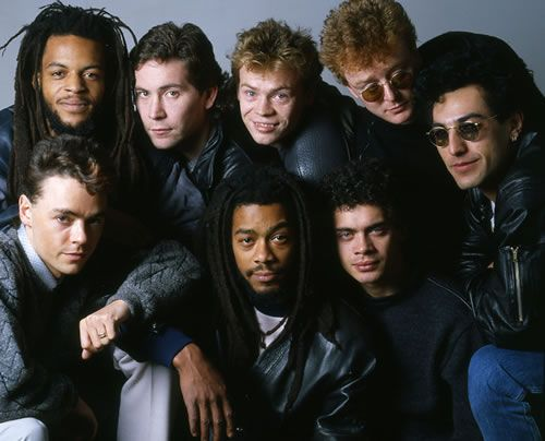 UB40 were awesome live & I am so grateful to have seen them 3 times before Ali Campbell left the band. Legends!