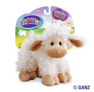 Webkinz Plush Animal - Lamb
