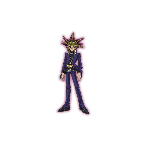 Yami Yugi Yu-Gi-Oh! ❤ liked on Polyvore featuring anime and yugioh