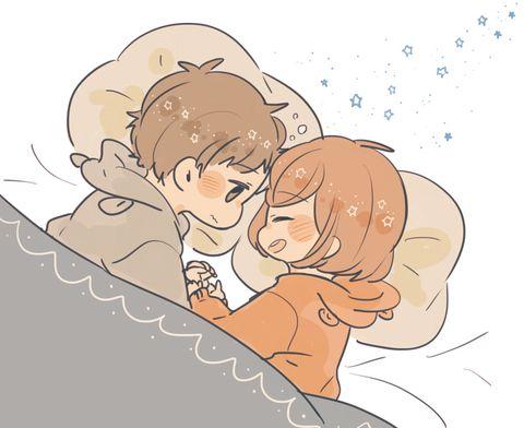 sabes que este es mi sueño tenerte asi n.n te adoro osito