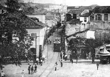 Rua da Guarda Velha