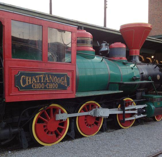 The 'Chattanooga Choo Choo'