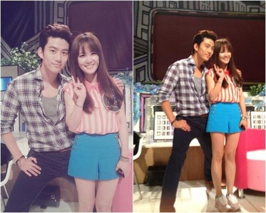 It's been trending again...the manner legs!  Just so you won't be confused, 'manner legs' is a term mostly used to describe K-celebs for being understanding to others regarding their heights. Hence they will use a wide stance, slight knee bend, or other possible ways to reduce the height difference.  #mannerlegs #leekwangsoo #taecyeon #yunho #leeseunggi #rain #shinee #minho #gongyoo #jungilwoo Now, which of these celebrities' manner leg pose do you like most?