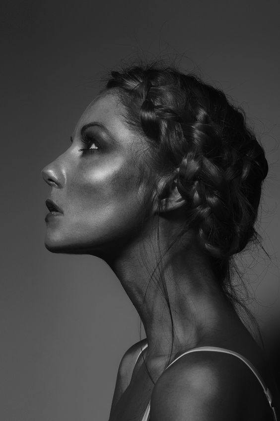 model: christiane w. | hair & makeup: necla vamin | photographer: ansichtsweise | iris