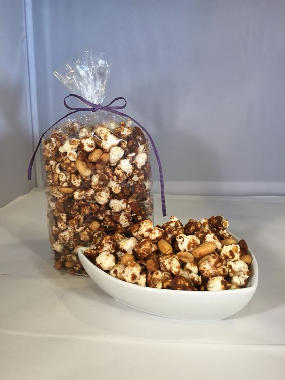 Brown Sugar Caramel Corn made without corn syrup! 805treats.com