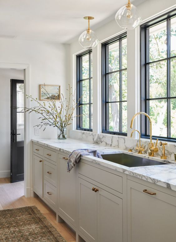The Best Mushroom Paint Colors for Your Kitchen - The Identité Collective