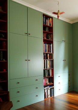 More wall of closets….Melbourne photo shoot #4 - eclectic - Bedroom - Melbourne - The Room Illuminated
