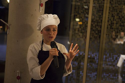 Martina Puigvert, una de las cinco finalistas.