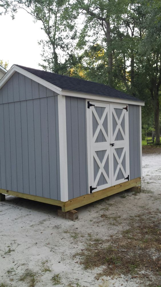 "8x10 Garden Shed from ""Stayman Renovation and  Woodworks"" for more info. Go to: staymanrenovation@gmail.com/"