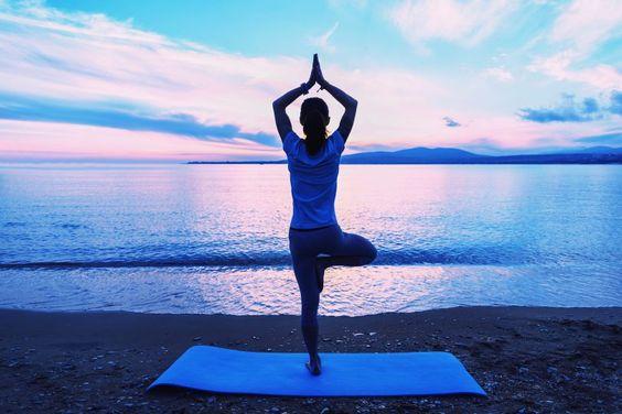 O equilíbrio proporcionado pela yoga