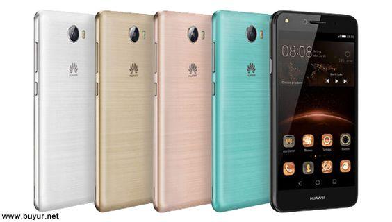 Huawei Y3 II ve Y5 II Akıllı Telefonlar