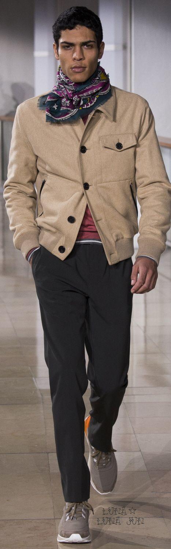 Hermès Fall 2016 Menswear