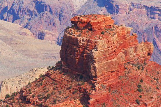 Grand Canyon Fine Art Photograph Grand Canyon by BeCoPhotography